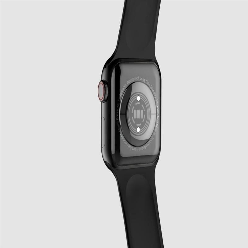 NEW As Apple's 5th Generation Smart Watch Work Support Heart Rate Detection Blood Pressure Test Sleep Monitoring Bluetooth Call Waterproof Sports Smarrwatch Exquisite Tracker Smart Bracelet Wristband For Android Android phone