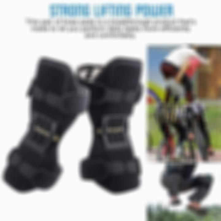 New Knee Pad Protector Booster