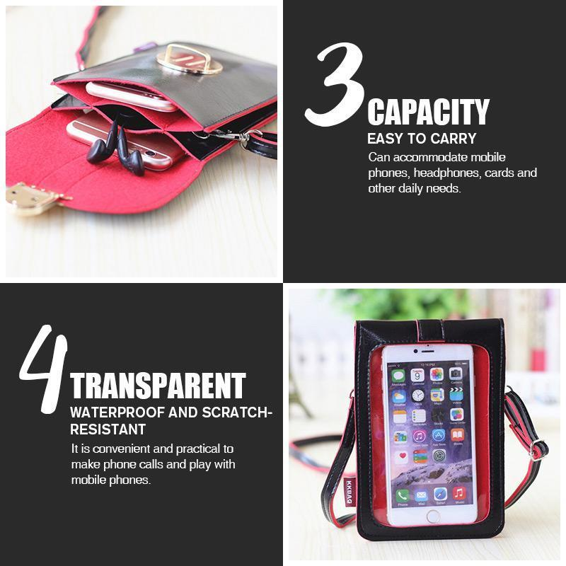 Mother\'s Day Promotion-Women's Mobile Phone Bag