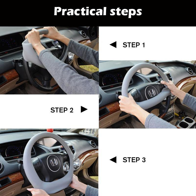 Car Steering Wheel Protective Cover(Buy 2 Free Shippin)