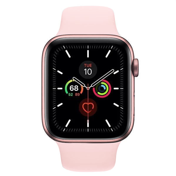 (Last Day Promotion&60% OFF) Smart watchwith All-Day Heart Rate and Activity Tracking, Sleep Monitoring, GPS,  Bluetooth/wifi
