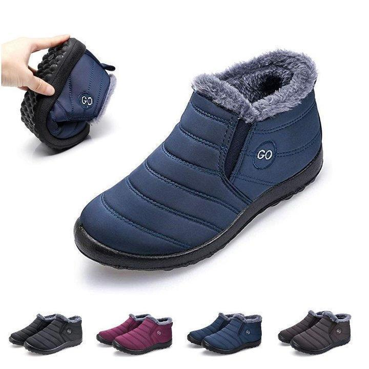 WOMEN'S SOFT SOLE WARM ANKLE BOOTS-Add 2 to cart Get 10% Off