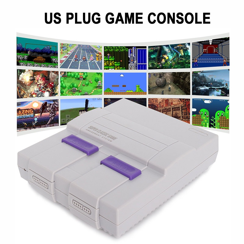 New Bit Retro Game Mini Classic HDMI/AV TV Video Game Console with 821 Games for Handheld Game Players