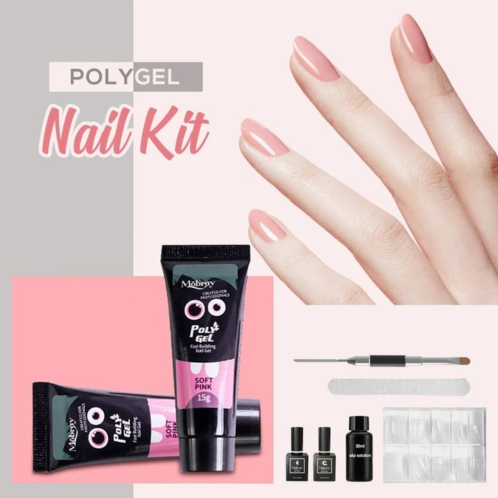 PolyGel Nail【🎉BUY 2+ SET EXTRA 10%OFF】