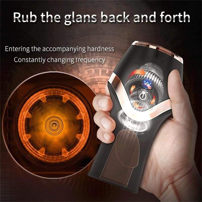 Cool Black Electric Shaver Toy