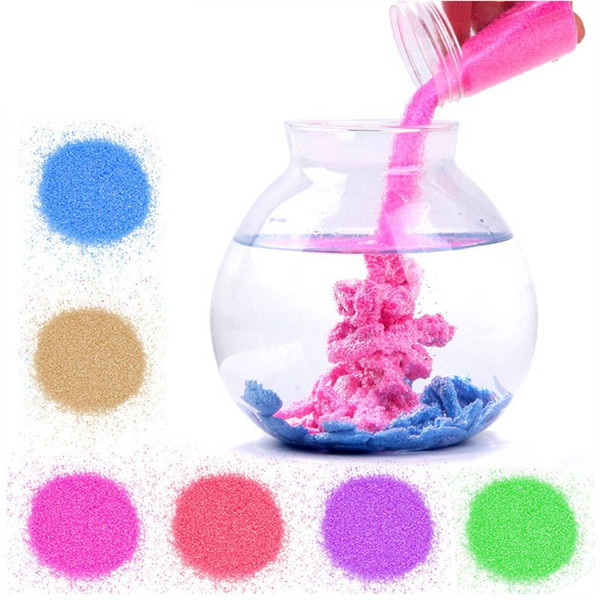 Magic Color Sand - Educational Toys for Kids