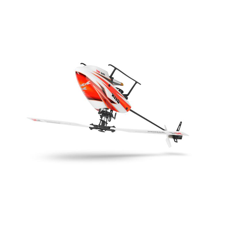 XK K110 6CH 6G System Brushless Motor RC Helicopter