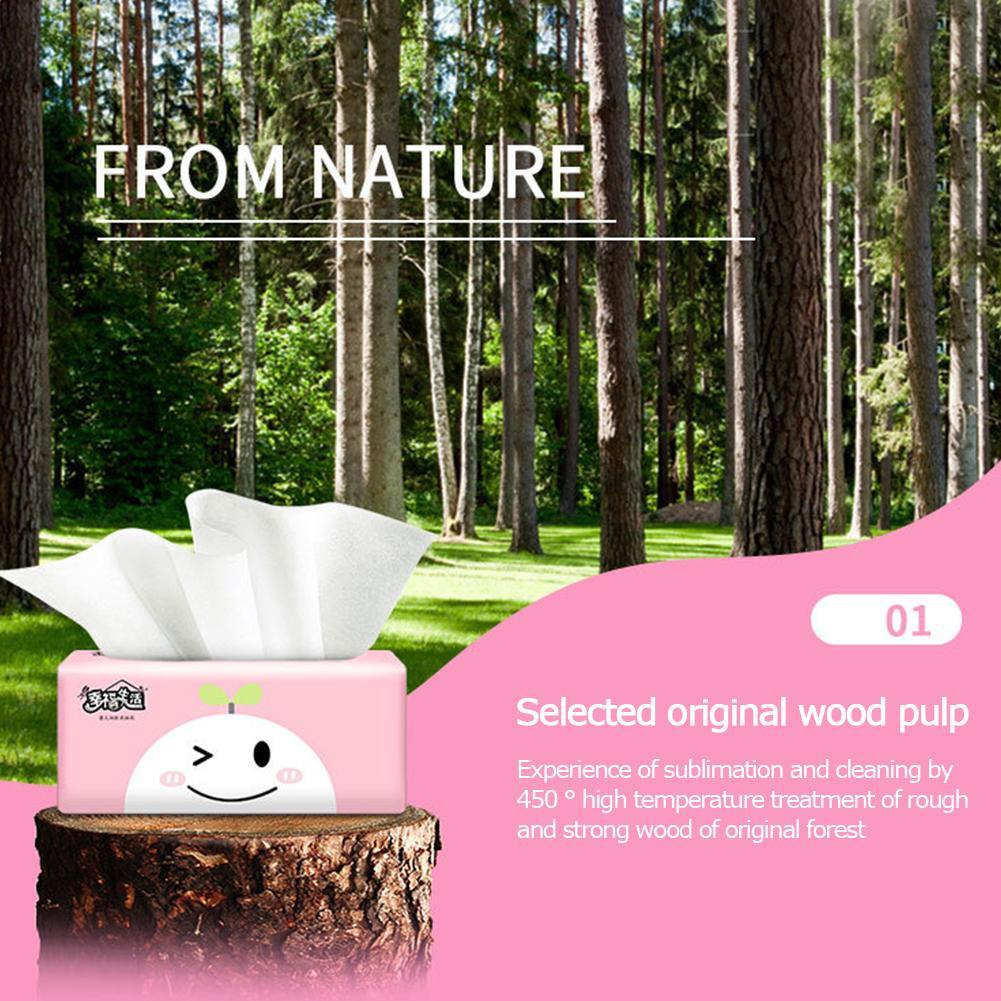 Hygienic Paper Packaging Napkins