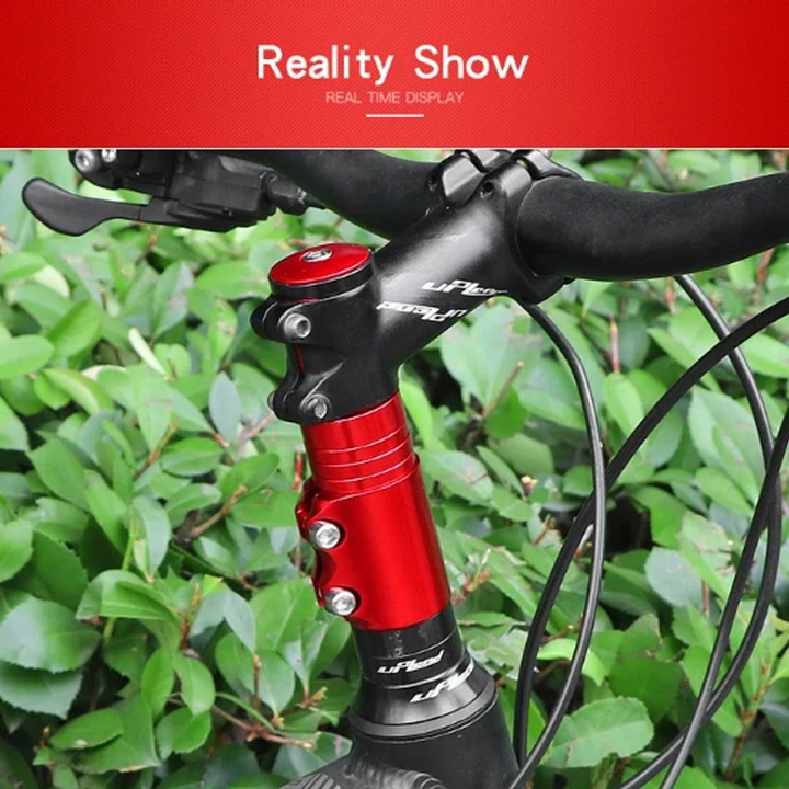 Bicycle Fork Stem Extender Handlebar Riser Aluminium Alloy(BUY 2 FREE SHIPPING)