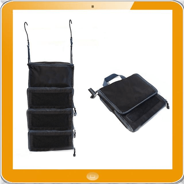 Foldable Hanging Backpack Organizer