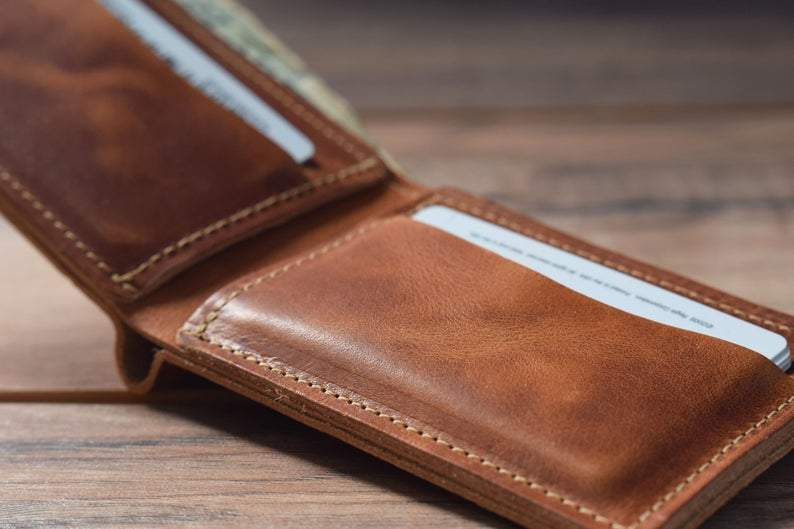 Classic Bifold Wallet,  Mens leather wallet,  Leather wallet, Personalized wallet, Monogrammed wallet, Awesome gift wallet        Update your settings