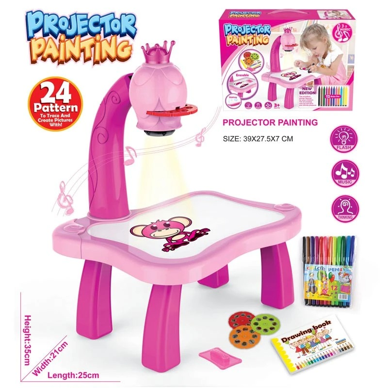HOT SALE- Trace and Draw Projector Toy(Buy 2 Free Shipping)