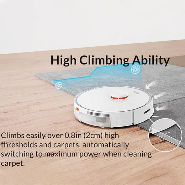 ❣️HOT SALE❣️ES300 All-in-one Robot for Sweeping, Mopping and Vacuuming
