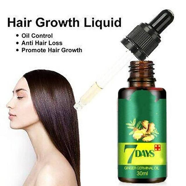 😍Regrow Your Hair In Just 7 Days - 100% Natural, Proven Formula