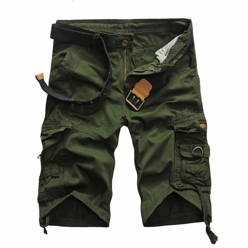 Last Day Promotion - Tactical Cotton Men Cargo Shorts