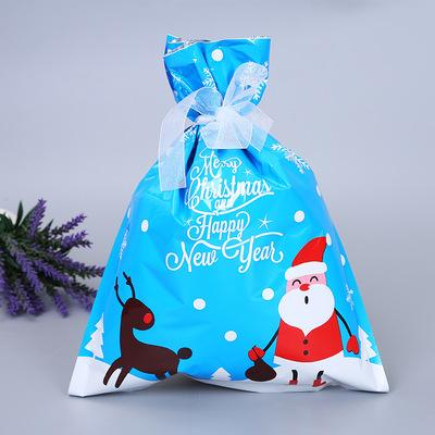 【🎄Quarterly discount 70% OFF - Welcoming christmas🎄】Drawstring Christmas Gift Bags