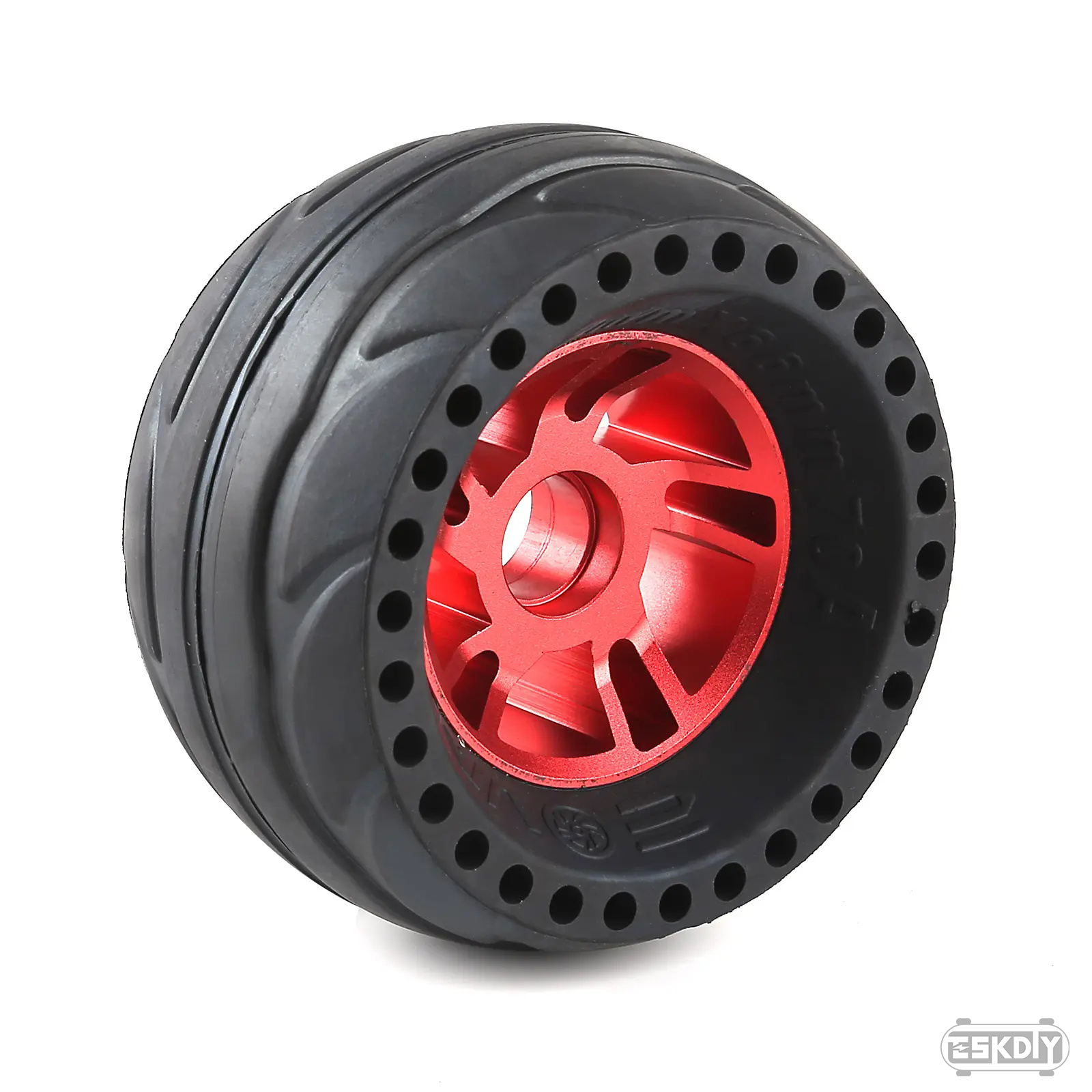 RS125 Airless Rubber Wheels -All Terrain