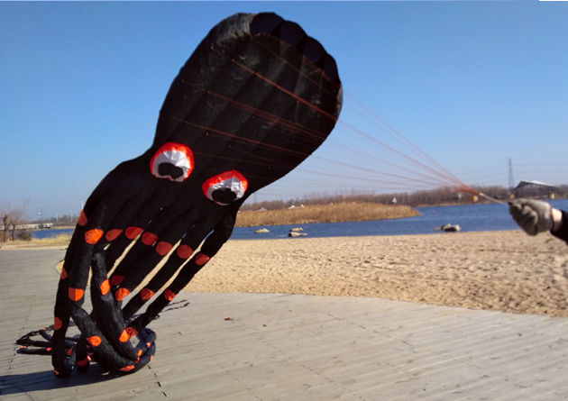 Giant Octopus Kite