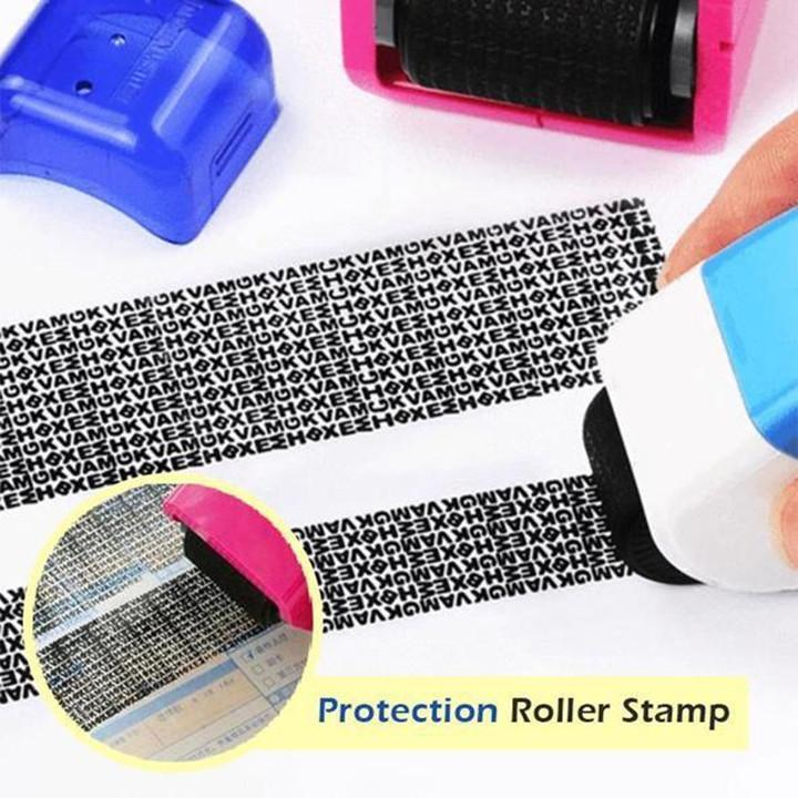 【Hot sale!!!!】Roller Stamp for Protect personal privacy information