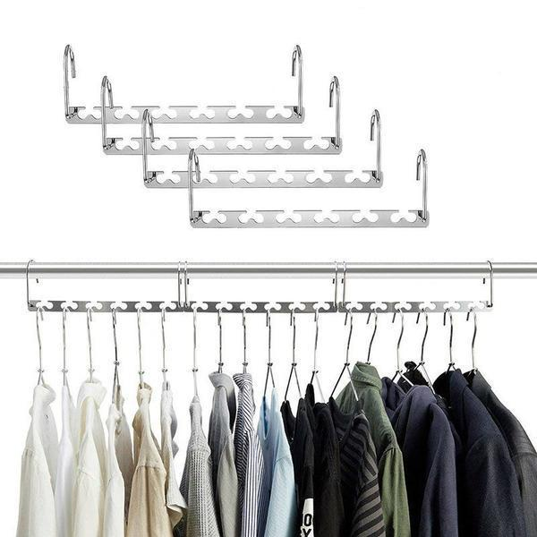 Last Day Promotion 60% OFF - Magic Hangers Closet Space Saving
