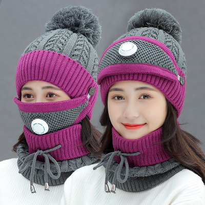 3-in-1 Winter Set (Mask,Hat,Scarf)