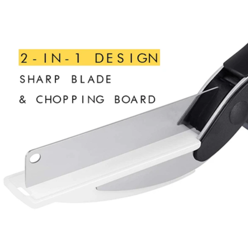 50% OFF LAST DAY PROMOTIONS - 2 In 1 Smart Cutter