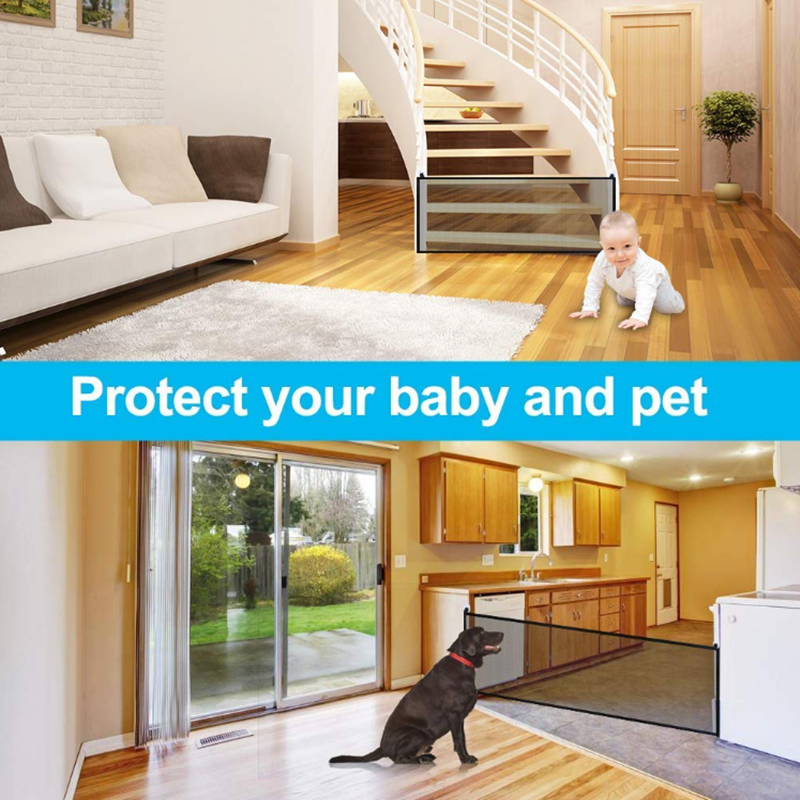 BABY/PET SAFETY MAGIC GATE