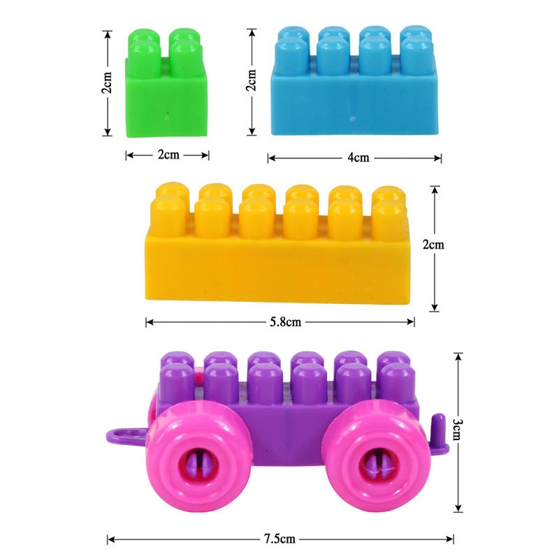 Newest Quality Hot  80Pcs/250Pcs DIY Educational Assemble Building Blocks Toy Figures Model Bricks for Kids Toys Gifts Puzzle Toy(Better materials)