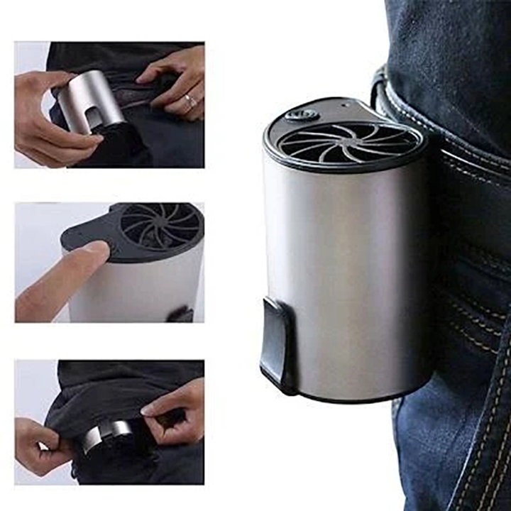 Powerful Portable Waist Fan-Last Day Promotion 50% Off