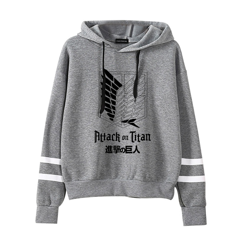 Attack On Titan Hoodies Women Long Sleeve Hoodies