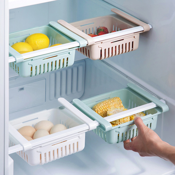 Pull-out refrigerator storage box -(Buy 5 Get 5% OFF)