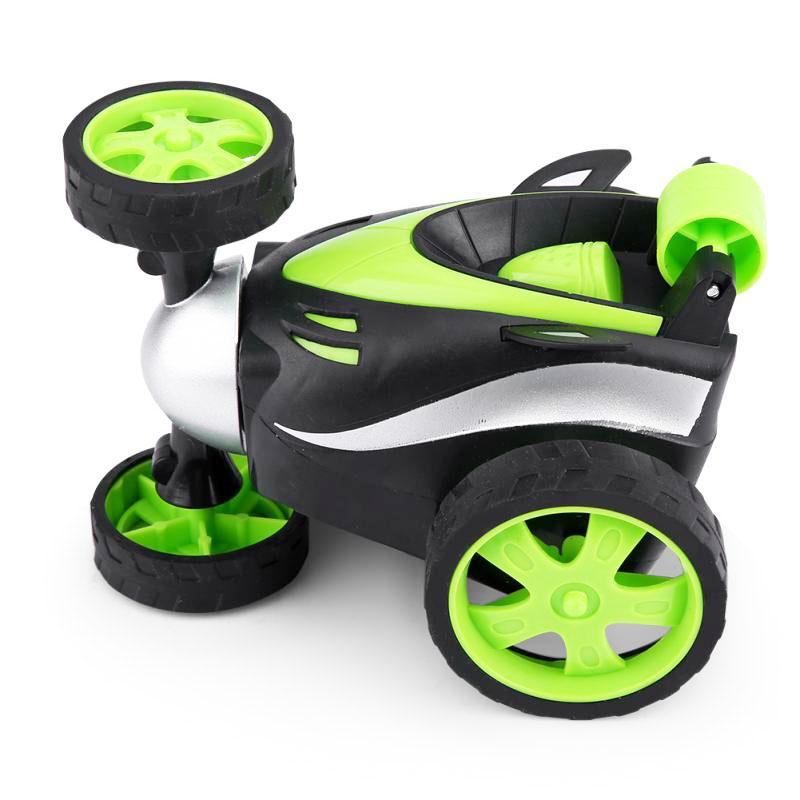 Realistic Wireless Remote Control Tumbling Stunt Car