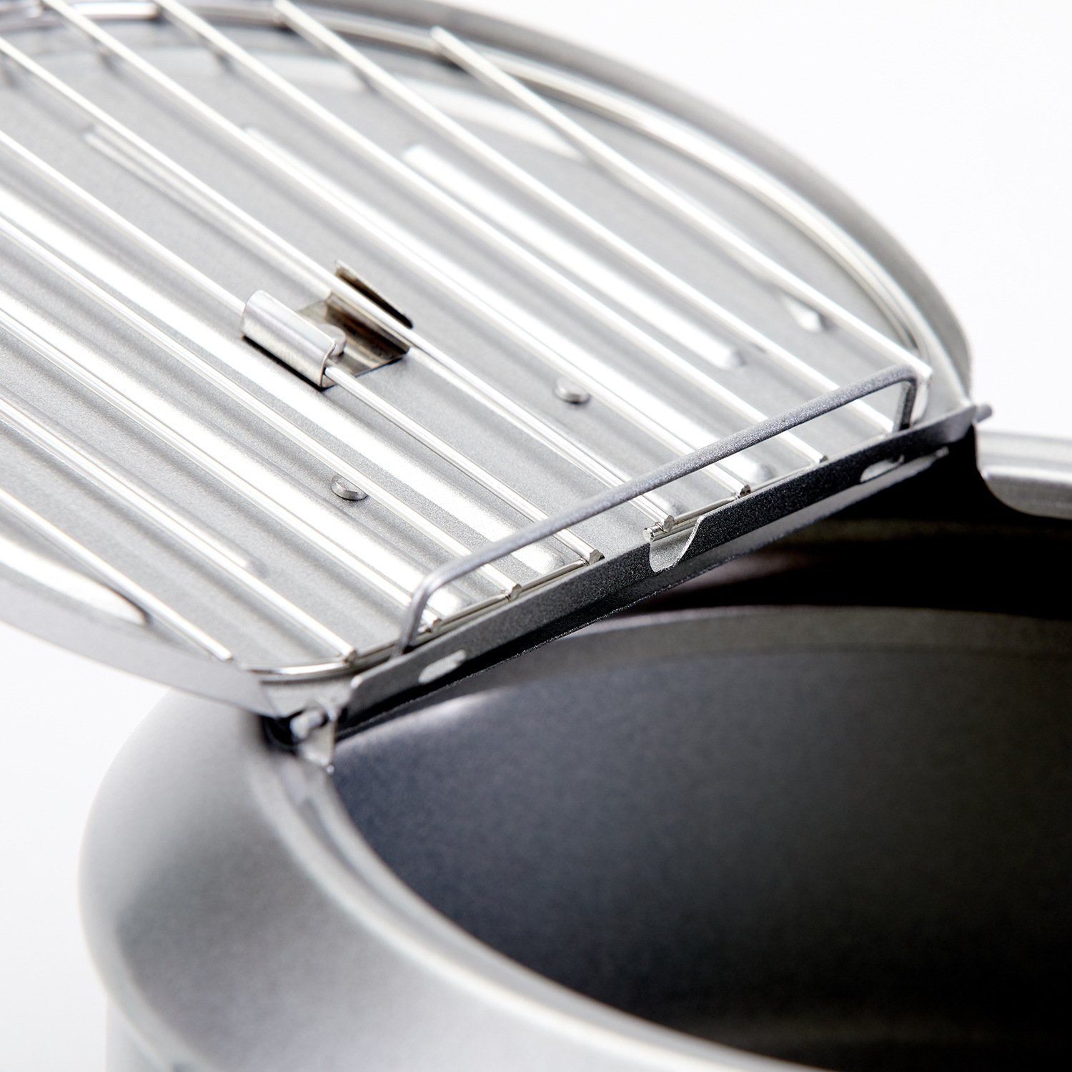 Stainless Steel Not-Stick Frying Pan