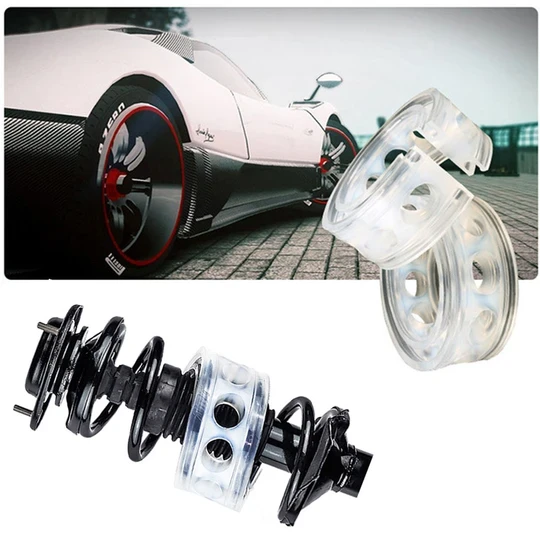 【BUY 1 GET 3 FREE】Independent Suspension Power Cushion Buffer Coil Spring Rubber