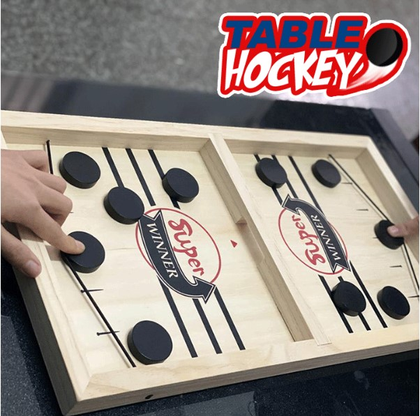 (🎄Early Christmas Sale🎄- Save 40% OFF)Table Hockey Game Board