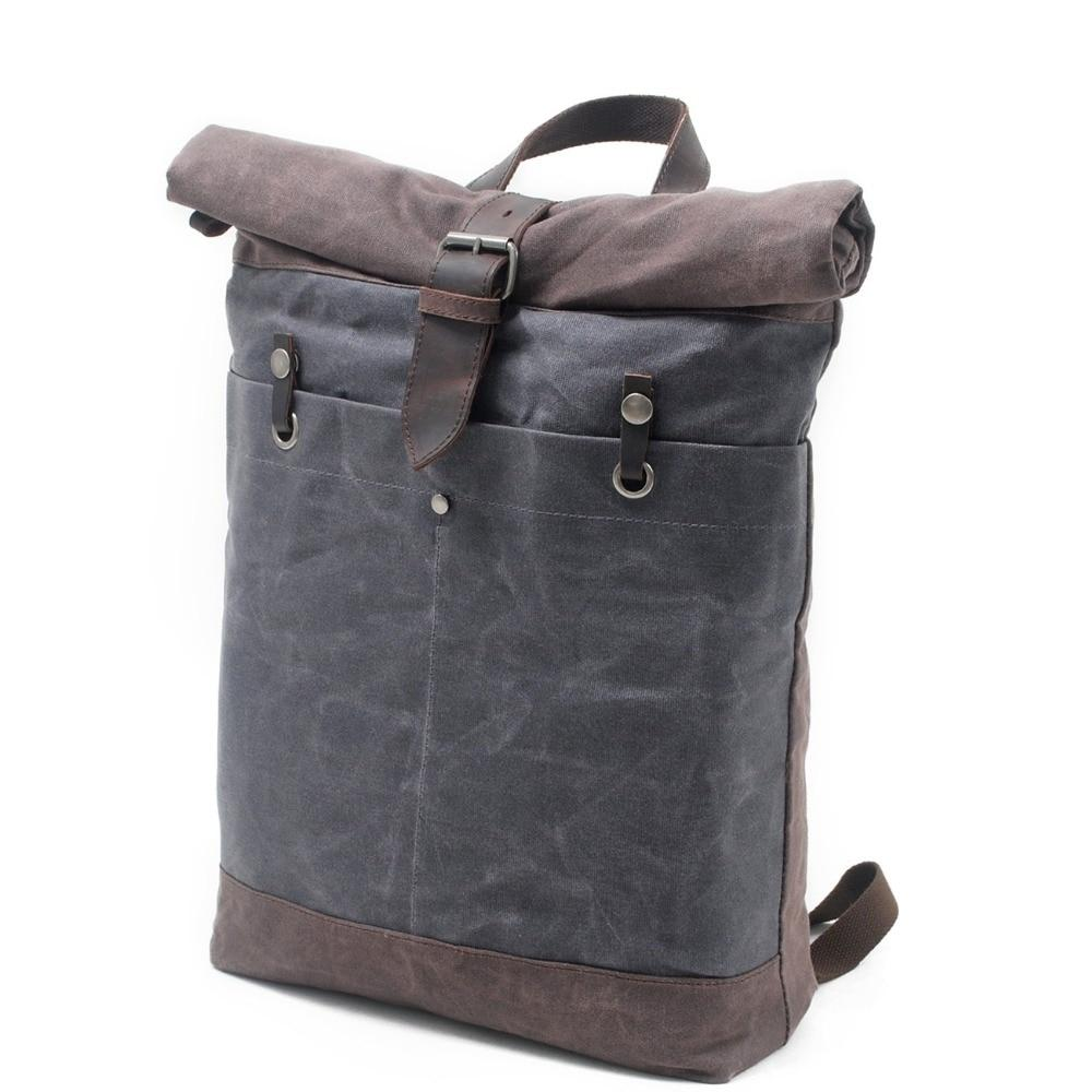 Markfield Canvas Backpack
