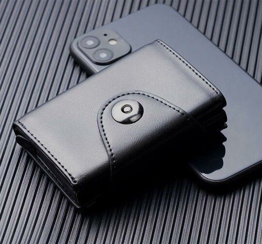RFID Blocking Pocket Wallet with Pop-up Function(BUY 2 FREE SHIPPING)