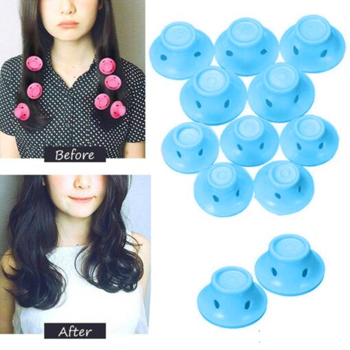 Heatless Silicone Hair Curlers(20PCS)