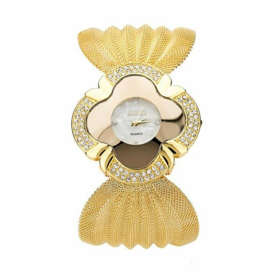 ✨New 2021 Elegant Butterfly Gold Watch✨