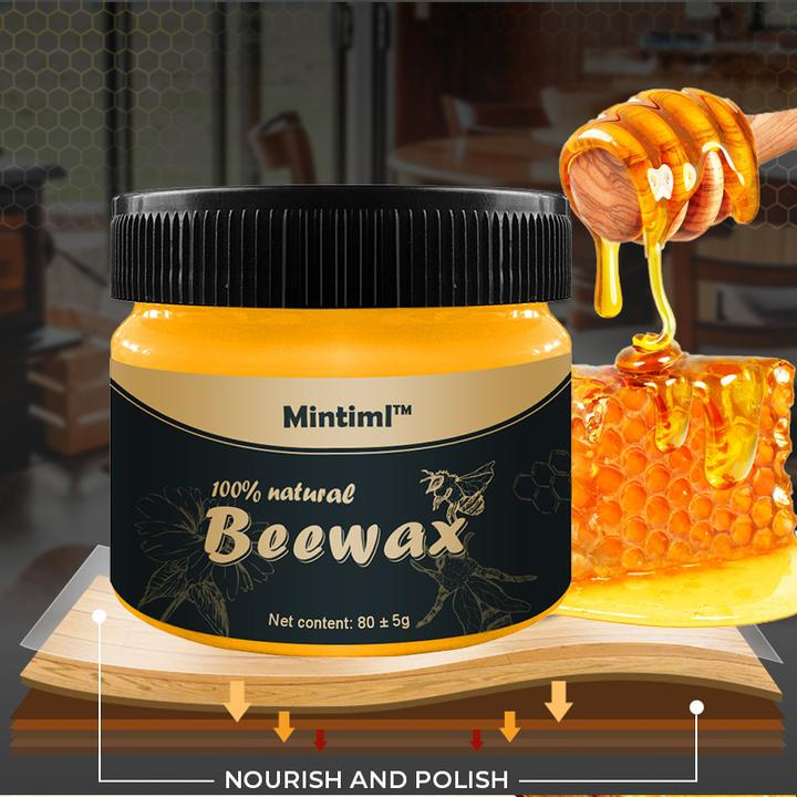 ⚡New Year Flash Sale - 50% OFF⚡Wood Seasoning Beeswax