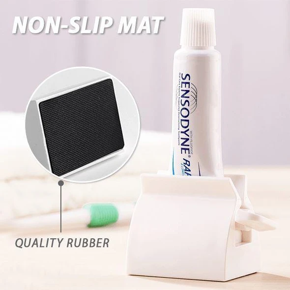 Easy-squeeze Toothpaste Holder(Buy One Get One Free)
