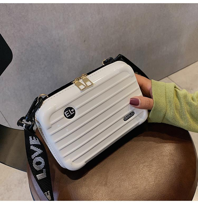 Nano Carry-On Suitcase