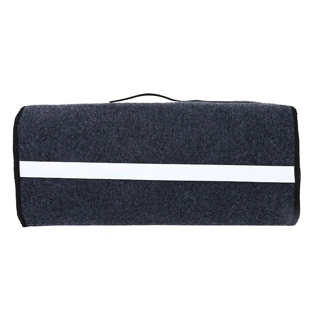Multipurpose Car Felt Cloth Collapsible Storage Box