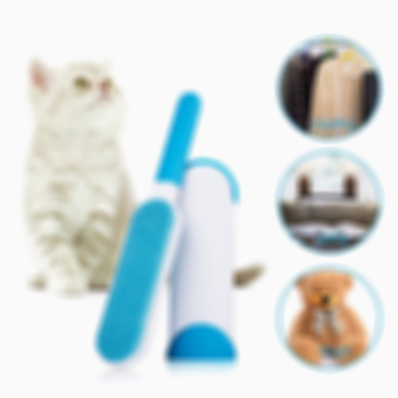 Pet hair removal comb sofa sticky hair brush