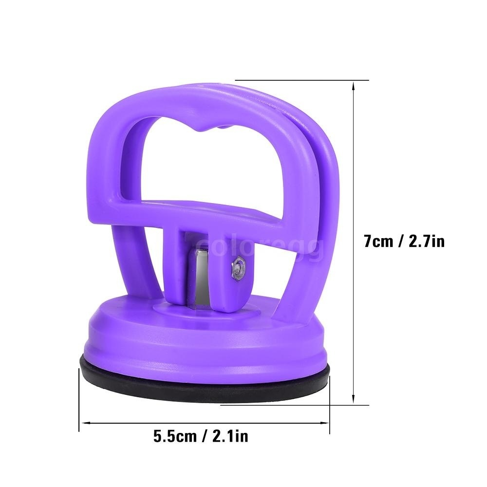 Car Dent Damage High Quality Easy Repair Puller Suction Cup Bodywork Panel Sucker Tool Mini with 9 Colors Optional Réparation De Ventouse.