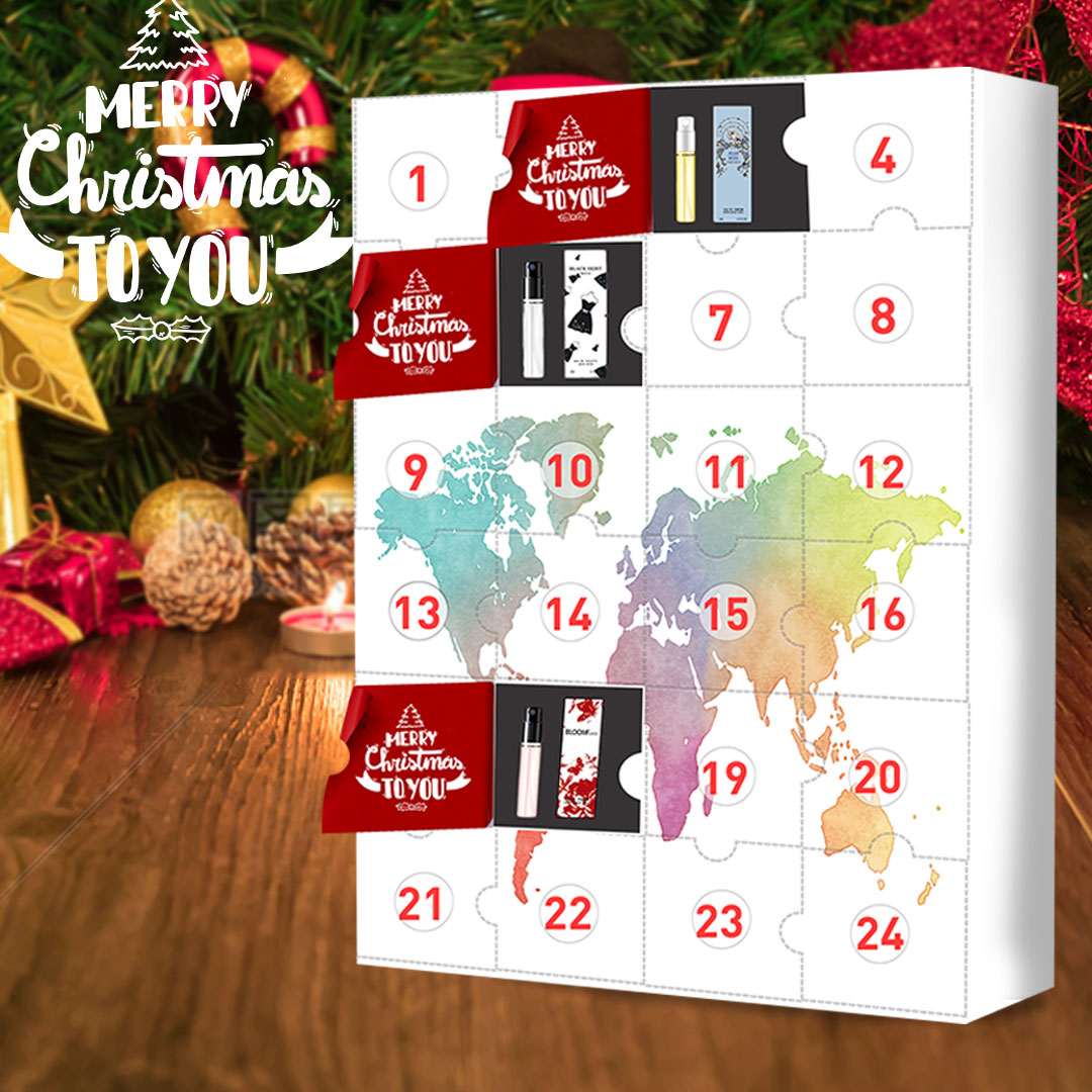 【Christmas Gift】Perfume Advent Calendar 2020-Christmas Countdown Calendar