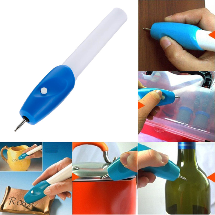 Cordless DIY Electric Engraving Pen-Last Day Promotion 50% Off