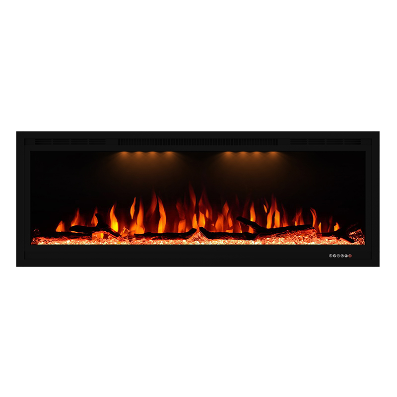 Buyonhome Wall Mount and Recessed Installation Fireplace BI42