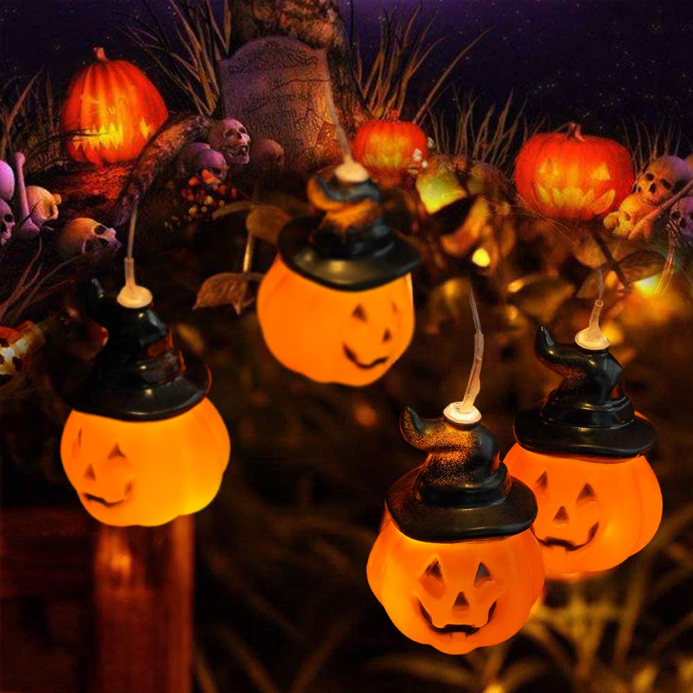 🎃50% off🎃- Solar Pumpkin/Skull/Ghost Wind Chime Light (Buy 3 Free Shipping)