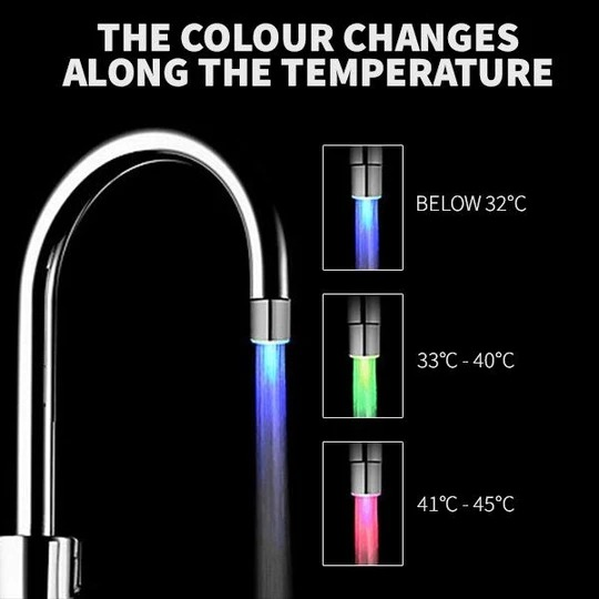 (💥New Year Big Sale💥-48% OFF)RGB Intelligent LED Faucet(Buy 3getfree shipping & 10% OFF)